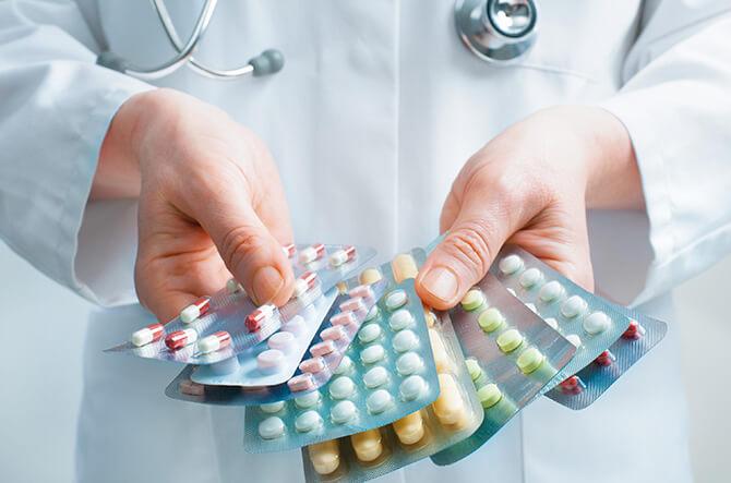 терапия посредством лекарств