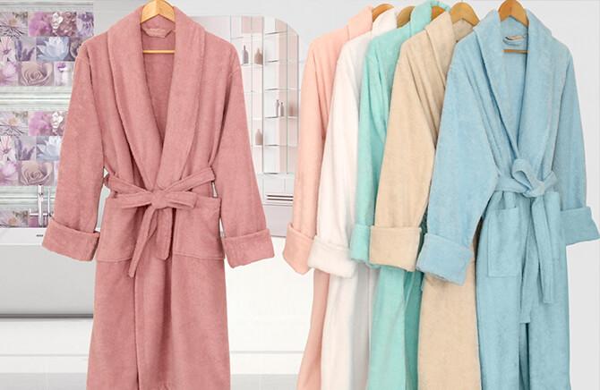 женский халат отличный подарок жене на день влюбленных