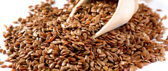 Семена льна-их польза и вред