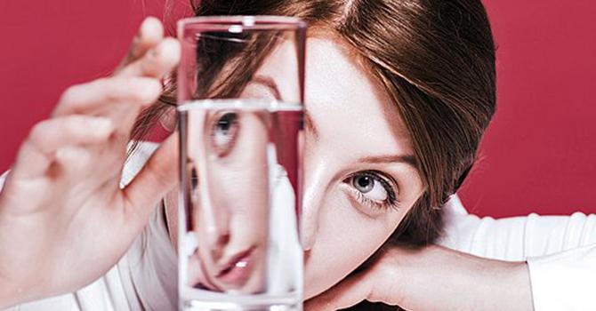Вода помогает бороться с усталостью