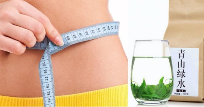 Вода помогает при потере веса