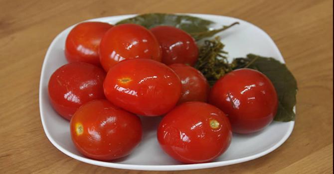 Вред помидор