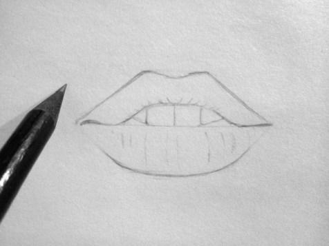 Малюємо губи
