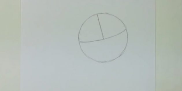 Як намалювати собаку хаскі поетапно
