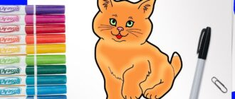 Як намалювати кота. Як намалювати Леді Баг і Супер Кота