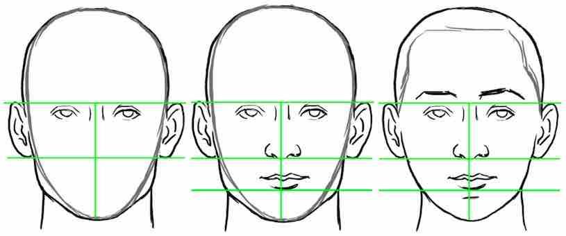 Лице людини