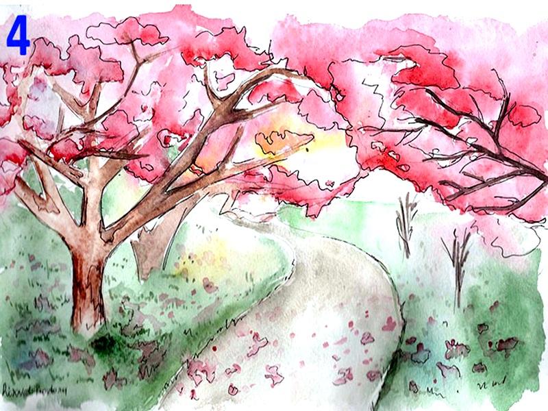 Малюємо весну