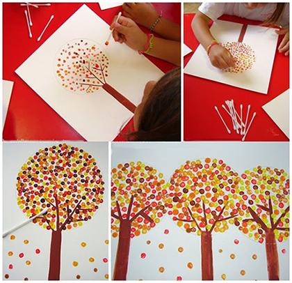 Малюємо осінь