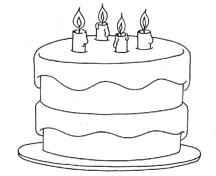 Красивий торт