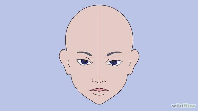 Як намалювати ніс