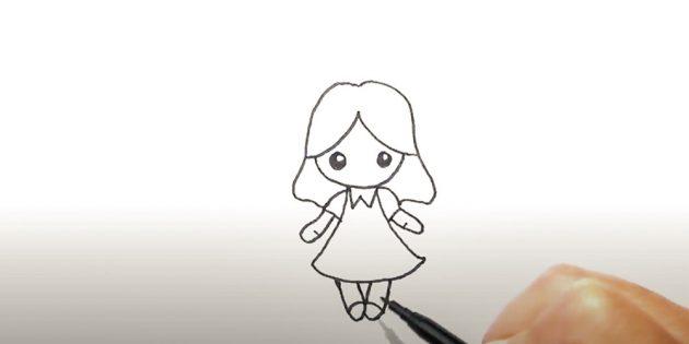 Ангел дівчинка