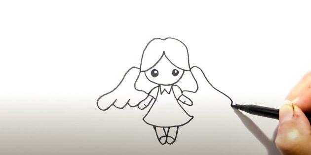 Красивий ангел