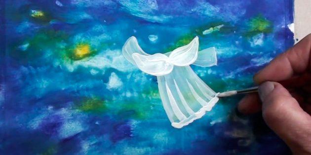 Малюнок ангела