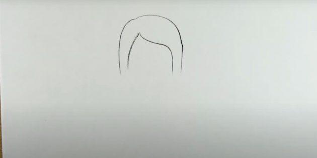 Малюємо ангела олівцями