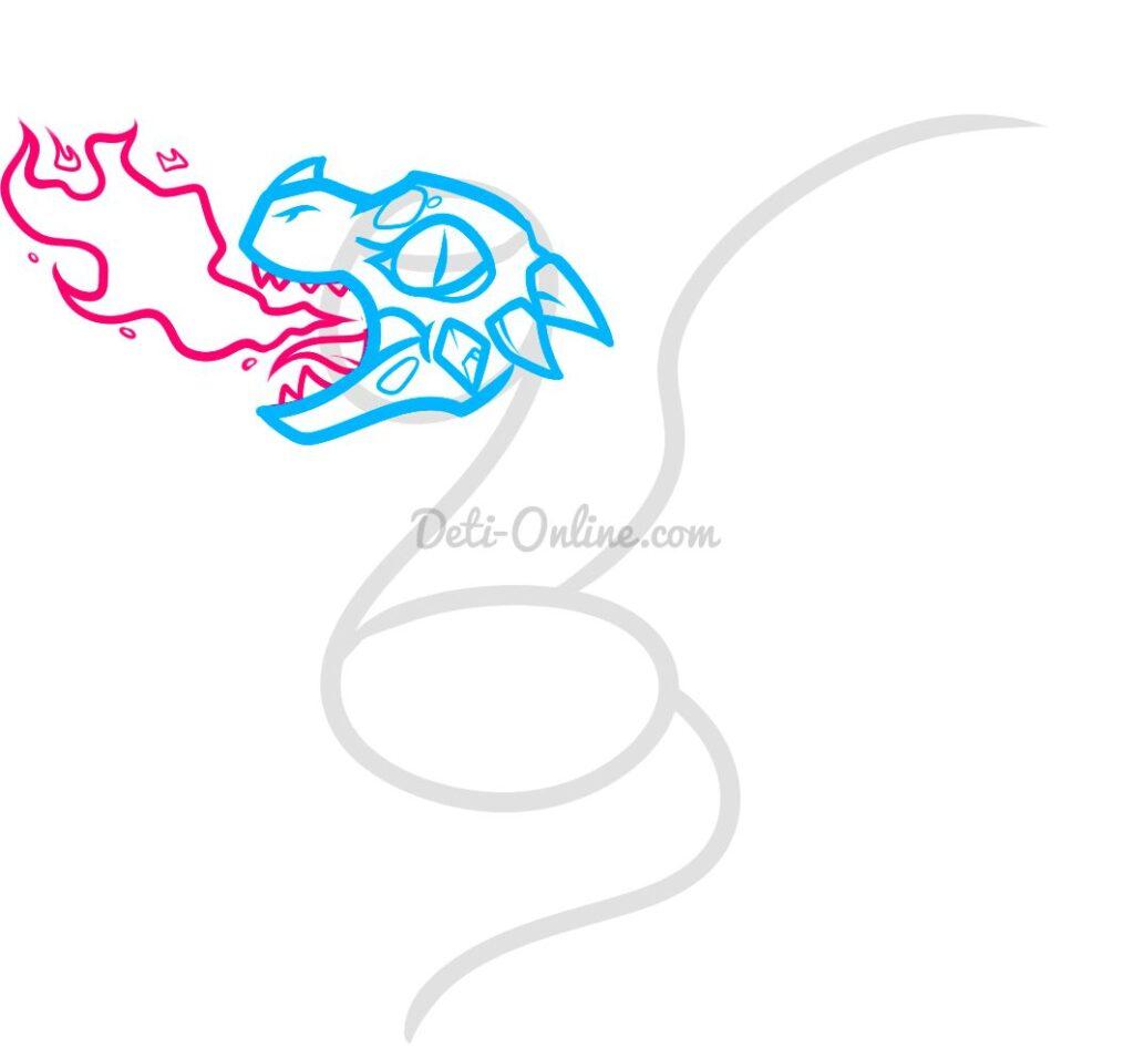 Малюємо дракона