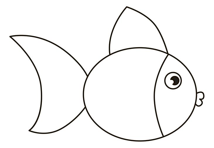 Малюємо рибу