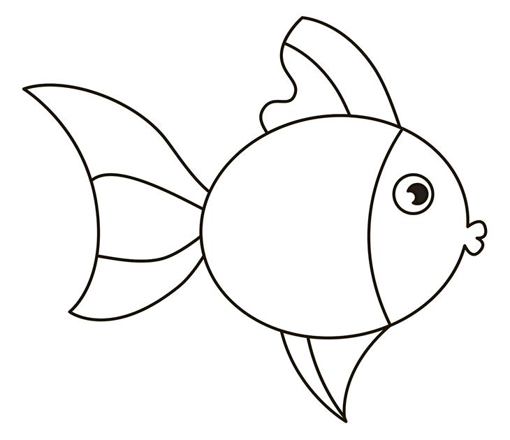 Риба поетапно