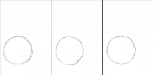 Як правильно намалювати ніс збоку