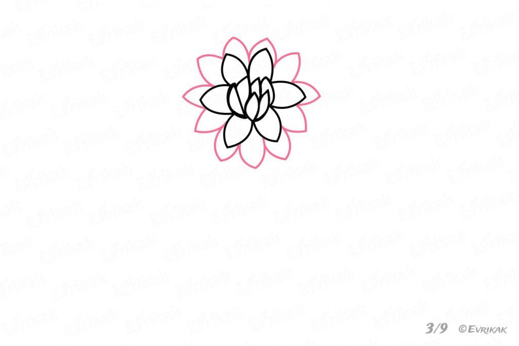 Як намалювати квіти
