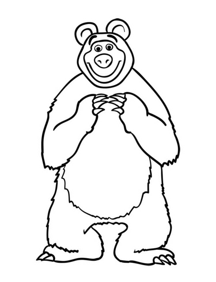 Ведмідь Міша