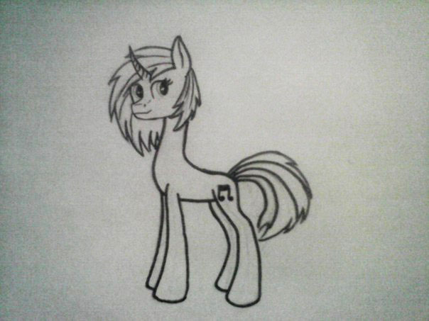 Малюємо поні
