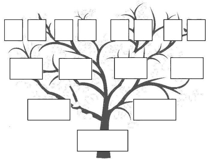 Дерево родини