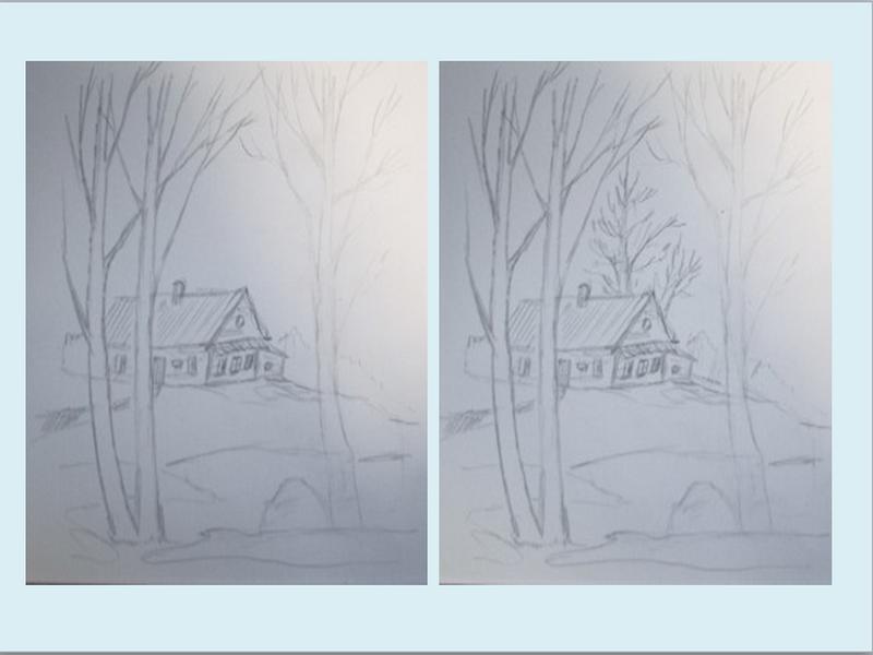 Як намалювати весну